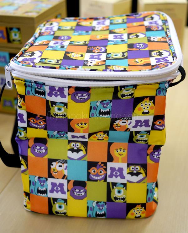 ベルメゾン ディズニーおせち モンスターズ・ユニバーシティ四段重 キャリング保冷バッグ