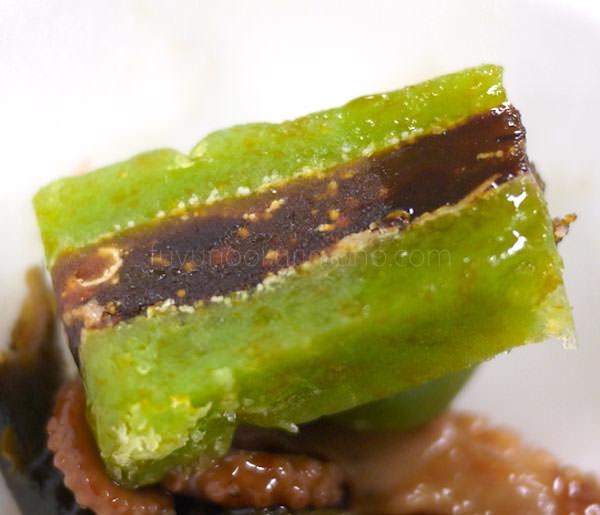 甲羅おせち料理 寿 青柚柿サンド