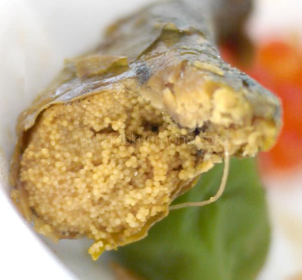 甲羅おせち料理 寿 子持ち鮎甘露煮のたまご