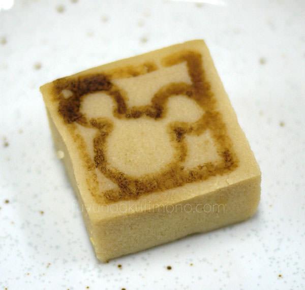 ベルメゾン ディズニーおせち料理 ミッキーマウス・シルエット三段重試食 高野豆腐