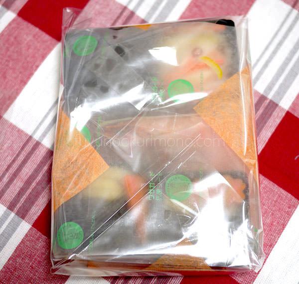 「セコムの食」の手作り和風おせち お試しセット 箱がなくビニールに包まれて届く