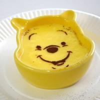 ぷーさんのカスタードプリン