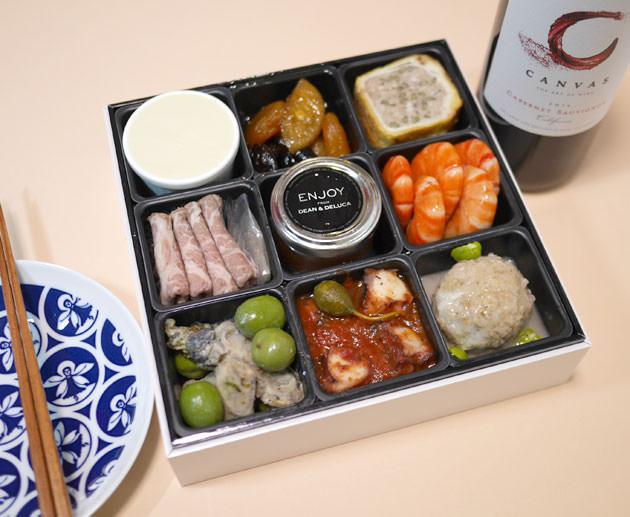 Oisix DEAN & DELUCA オードブル おせち 食事イメージ画像2