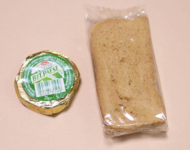 メルバトースト・クリームチーズ