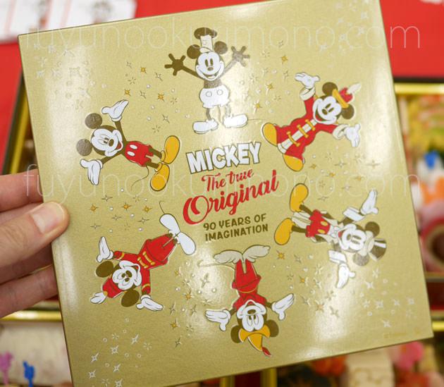 ミッキーマウス映画90周年を記念のデザイン