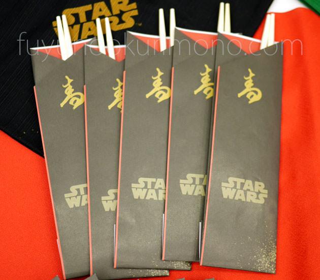 スター・ウォーズ二段重 祝い箸