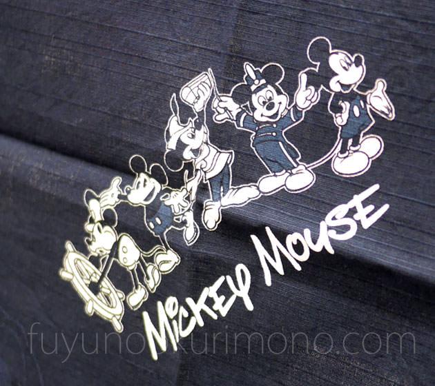 歴代のミッキーマウスのイラスト