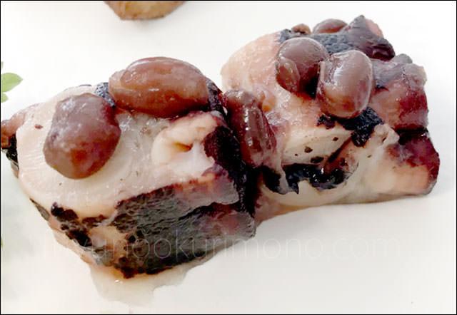 蛸の小倉煮(プレミアム和二段重限定)