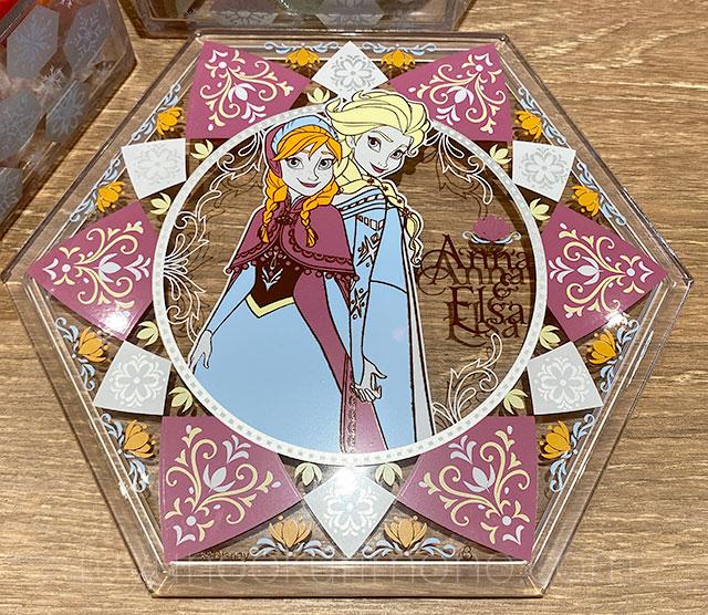 三段重 アナと雪の女王 蓋のデザイン
