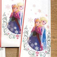 三段重 アナと雪の女王 祝い箸