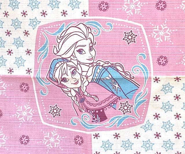 三段重 アナと雪の女王 風呂敷の拡大画像