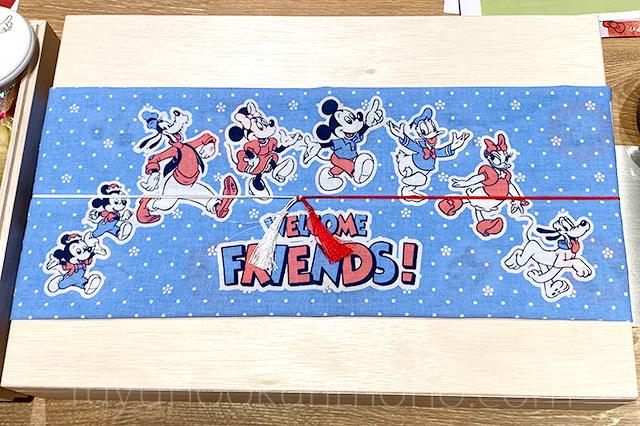 ミッキー&フレンズ特段重 パッケージ画像