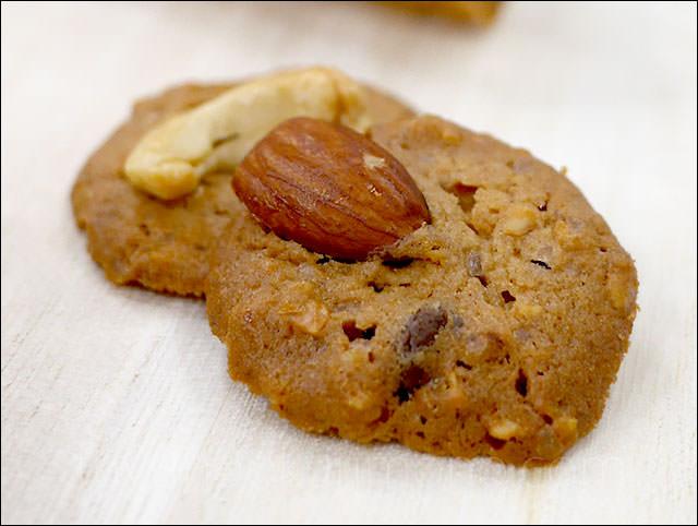 磯上邸のクッキー