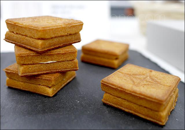 PRESS BUTTER SAND:バターサンド